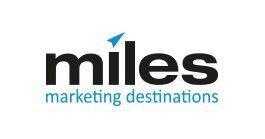 Miles Marketing destinations logo