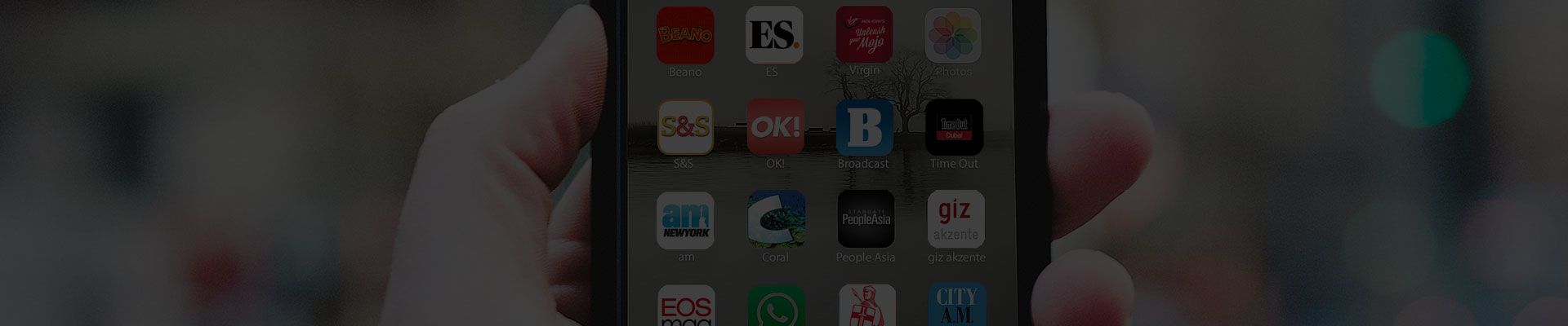 Mobile & Tablet Apps | Publishing Apps | PageSuite