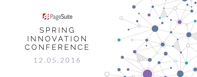 PageSuite Spring Innovation Conference