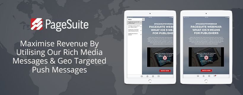 Target Users with Rich Media & Geo Location Push Messages