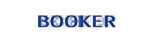 Logo of Booker