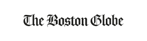 Logo of The Boston Globe