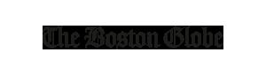 Logo of The Boston Globe