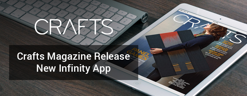 Crafts Magazine Release New PageSuite Infinity App