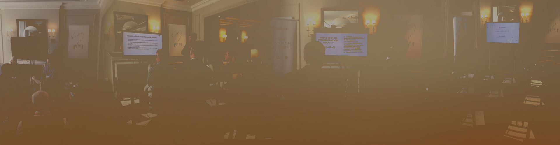 Header image of PageSuite Spring Innovation Conference Round Up
