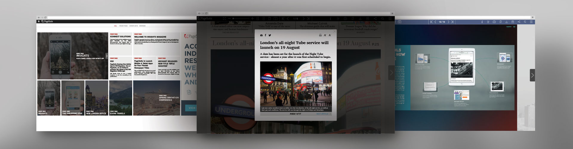 Header image of Take A Closer Look At Our New HTML5 Reader
