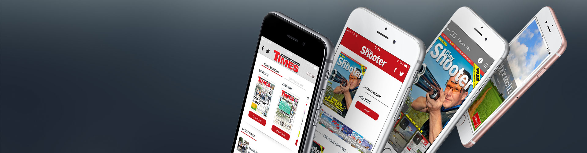 PageSuite to Launch Over 60 Apps for Archant