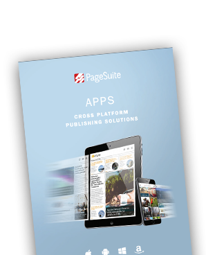 Download the pagesuite brochure