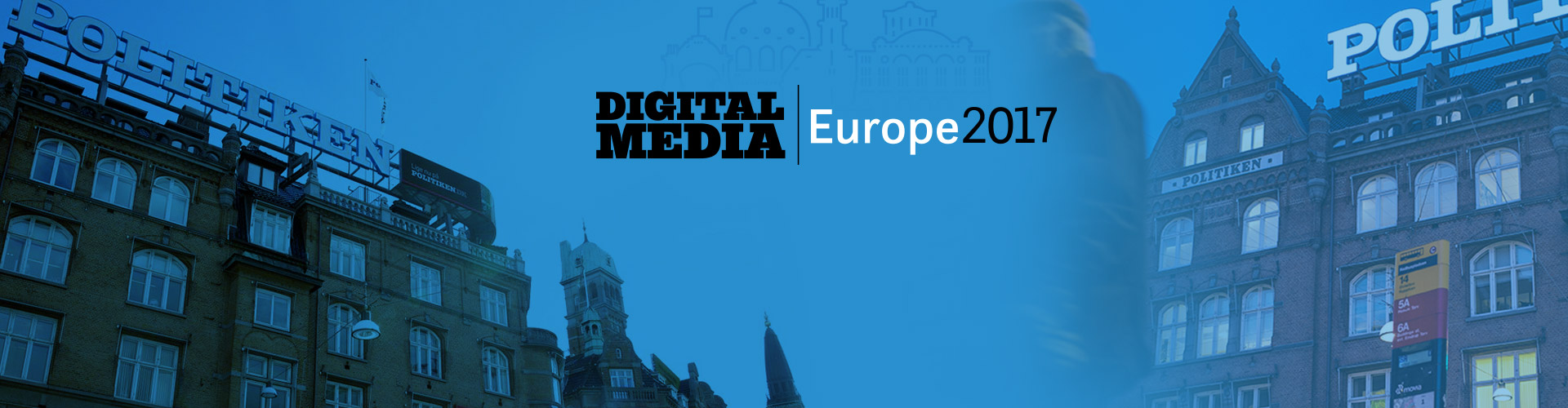 Header image of PageSuite to Exhibit at Digital Media Europe in Copenhagen