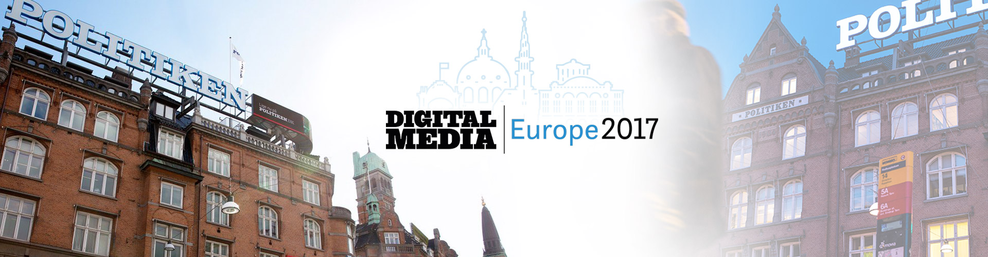 Header image of Digital Media Europe 2017 Round-up