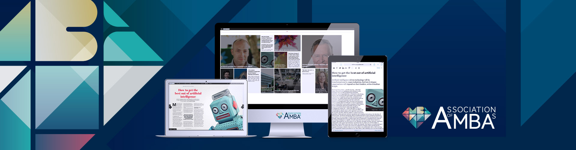 AMBA Wins Best Digital Publication Award