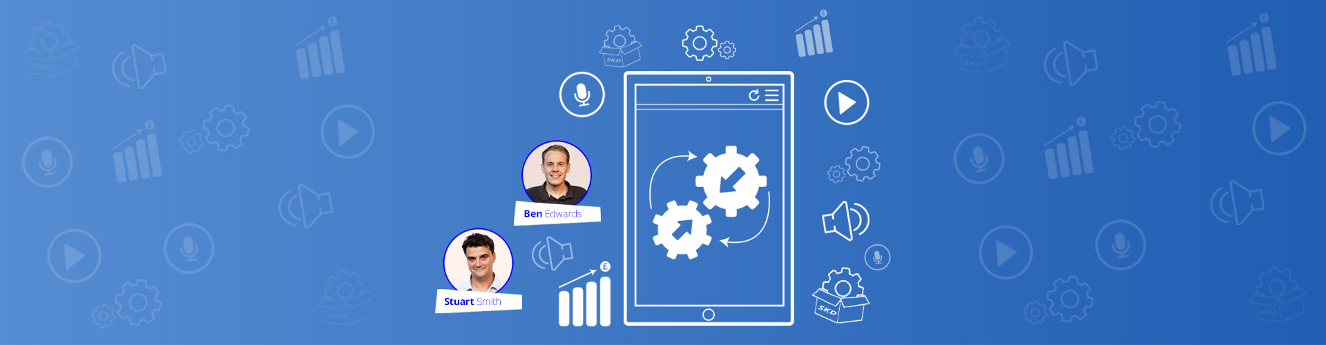 Header image of WEBINAR: 2 in 1 – The Strategy for App Success!