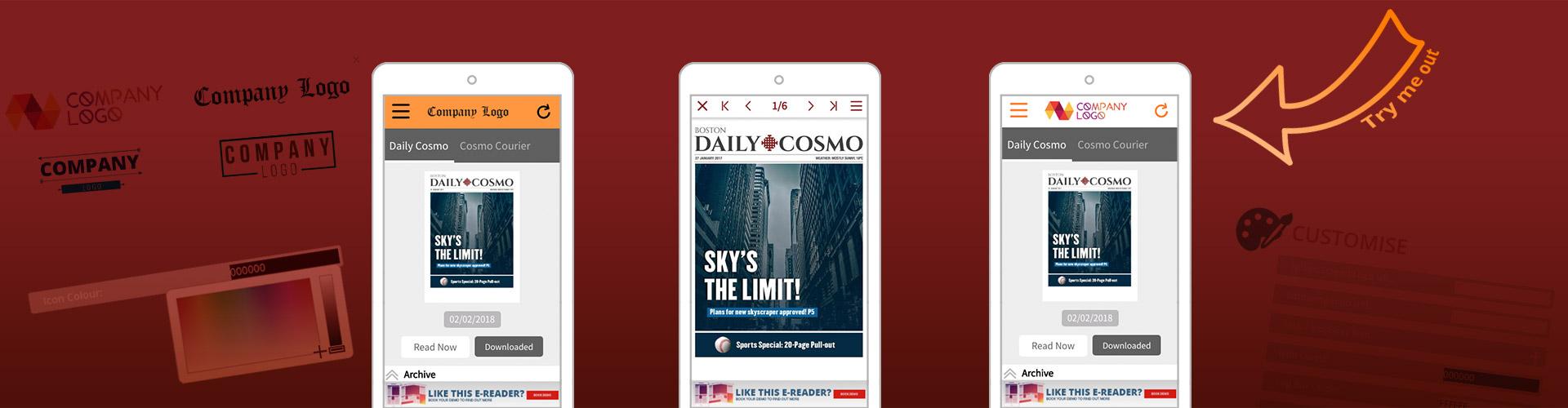 Cosmo App Demo