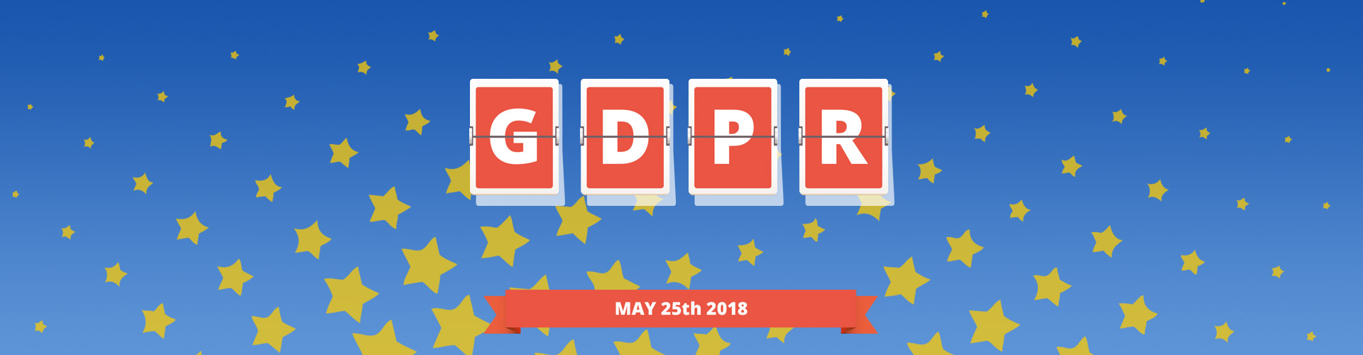 Header image of GDPR Update