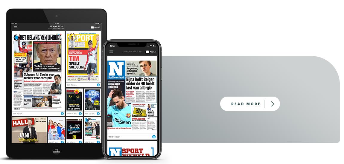 Mediahuis Apps