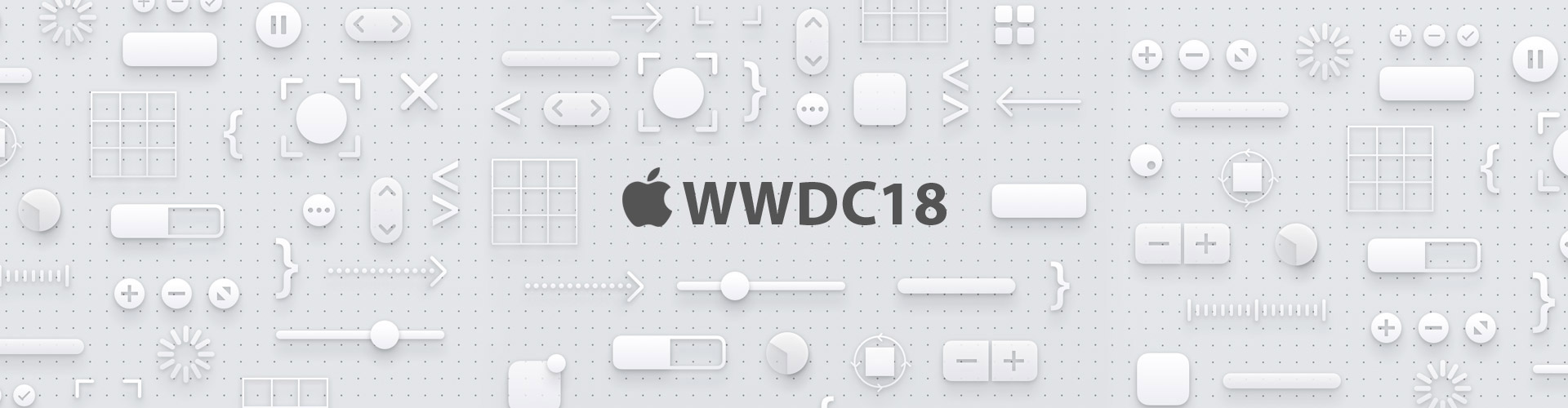 Header image of Apple's 2018 WWDC – What's New in iOS12?