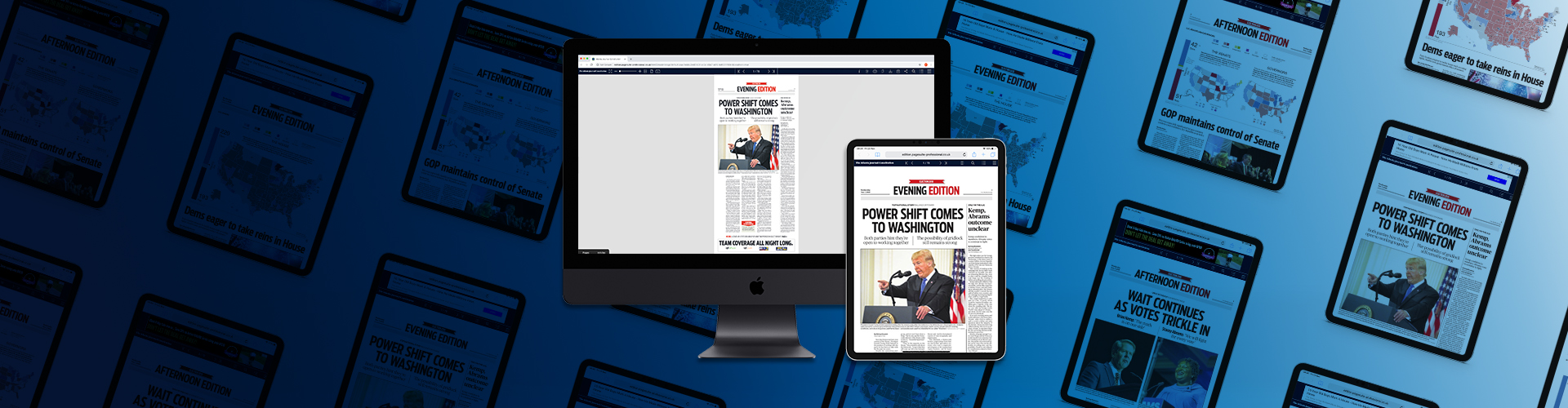 Cox Media Group Launch 'Bonus Editions' to Provide Enhanced Election Coverage