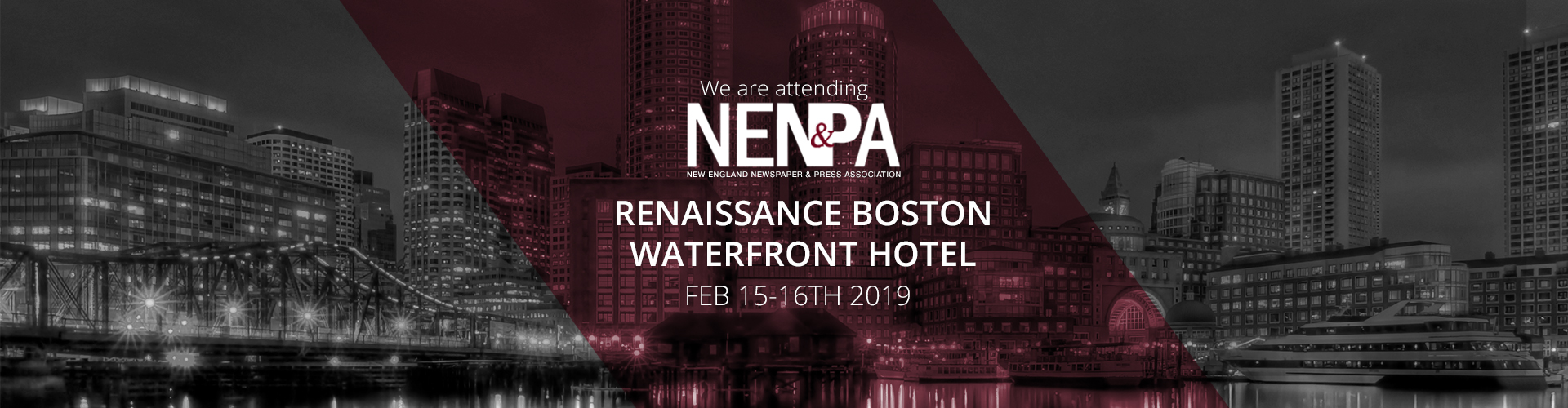 Header image of New England Newspaper Convention (NENPA)