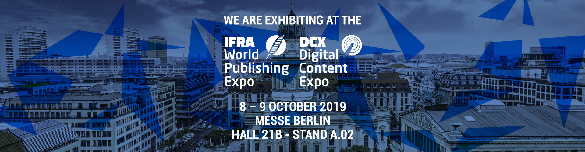 PageSuite Are Returning to Berlin for The World Publishing & DCX Expo!