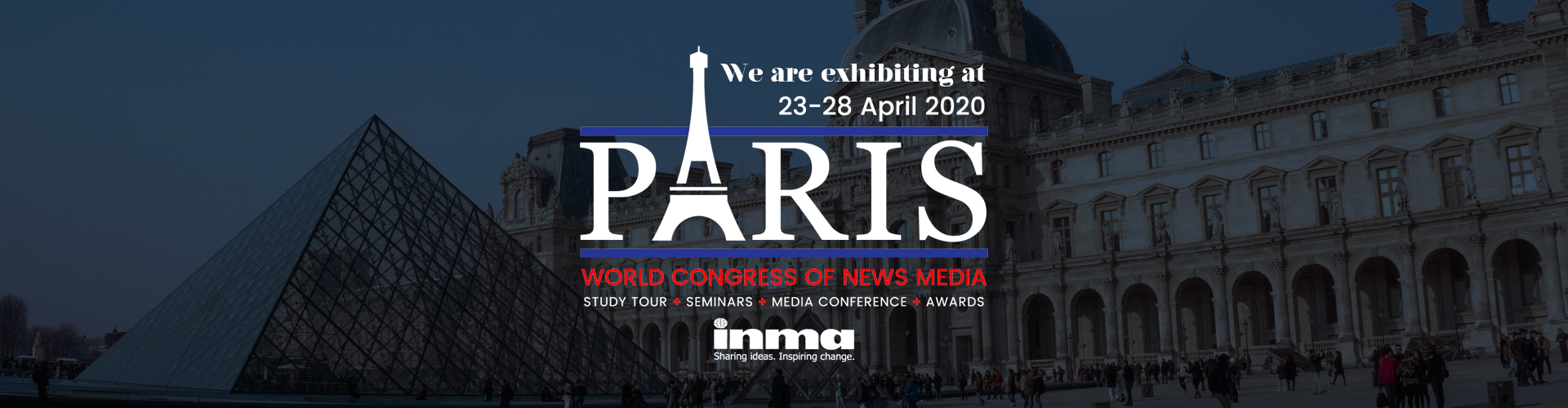 Header image of PageSuite to Attend INMA World Congress in Paris