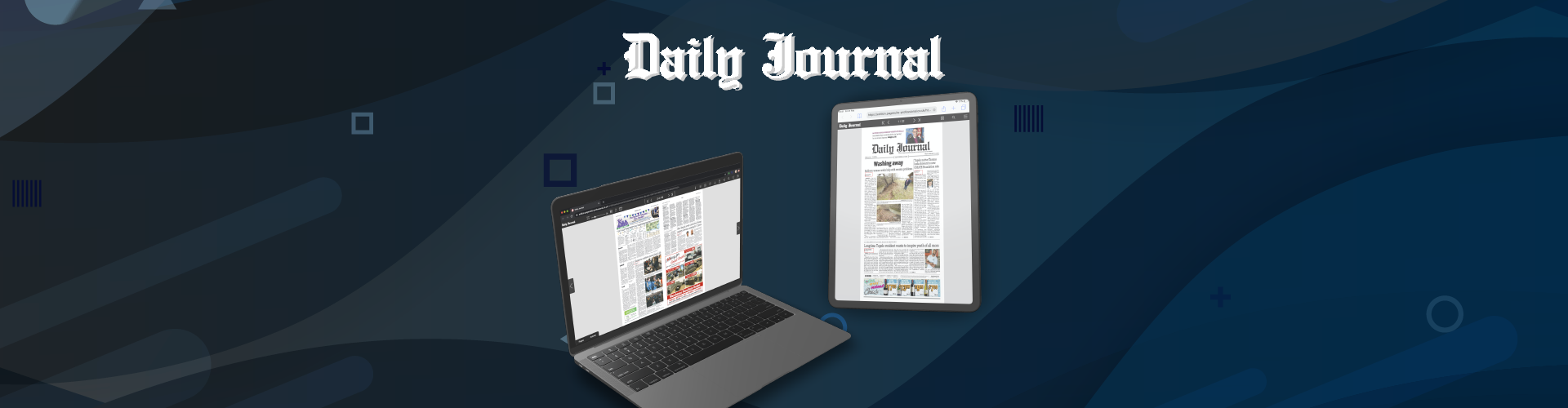 Header image of Press Release: Journal, Inc. Adopts PageSuite's Market-Leading ePaper Solution As They Unveil New Digital Strategy