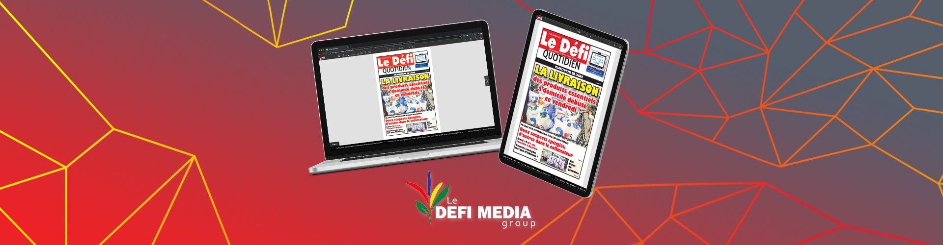 Image of 5 Digital Editions Launched for Mauritian Newspaper Group within 24 hours