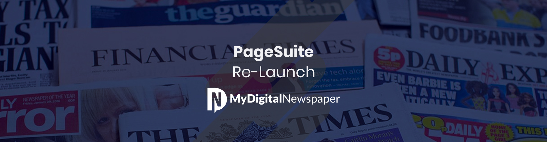 Header image of PageSuite to Release Emergency Solution for Publishers Dealing with the Implications of COVID-19