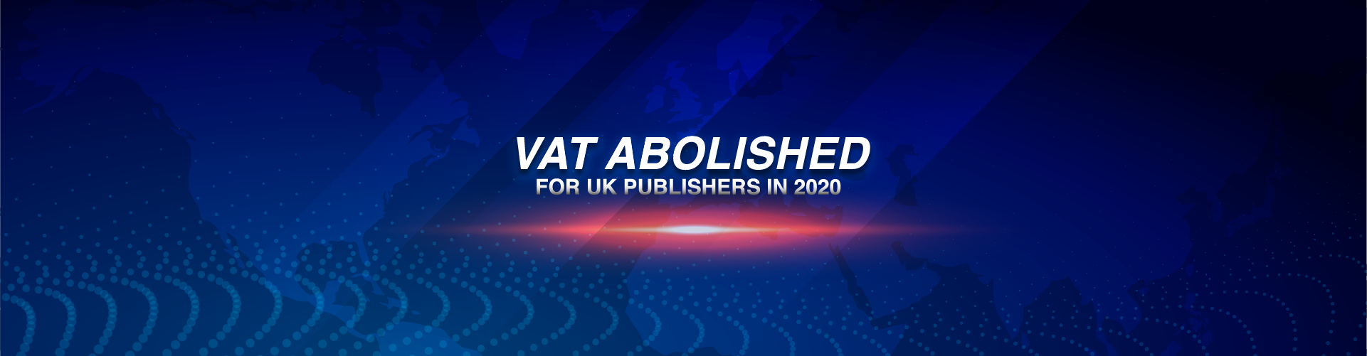 Header image of Digital Edition Tax – VAT Abolished for UK Publishers in 2020