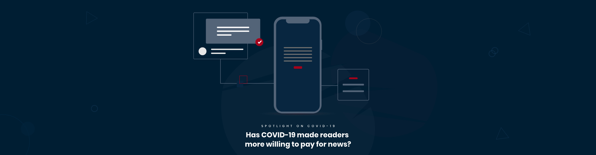 Header image of Has COVID-19 made readers more willing to pay for news?