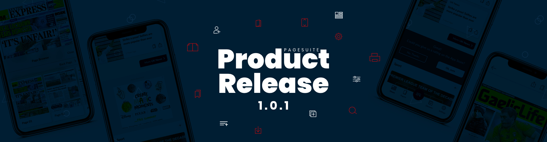 Image of Product Release Notes – 1.0.1
