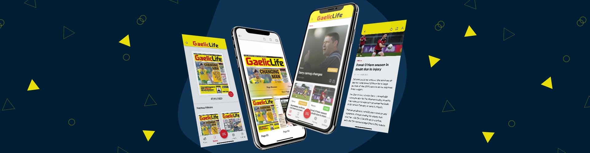 Header image of PageSuite Launches New 2 in 1 App for Gaelic Life