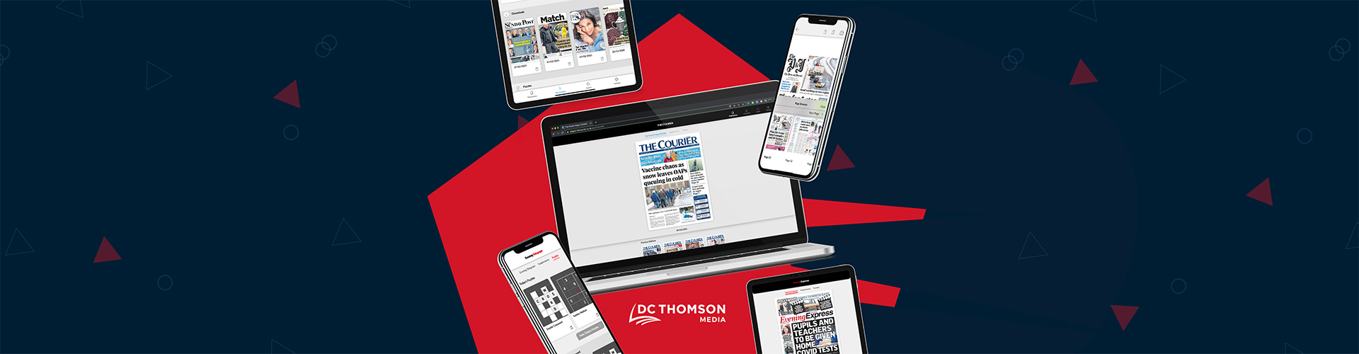 Image of Press Release: DC Thomson Media Upgrade to PageSuite's Latest Edition Platform