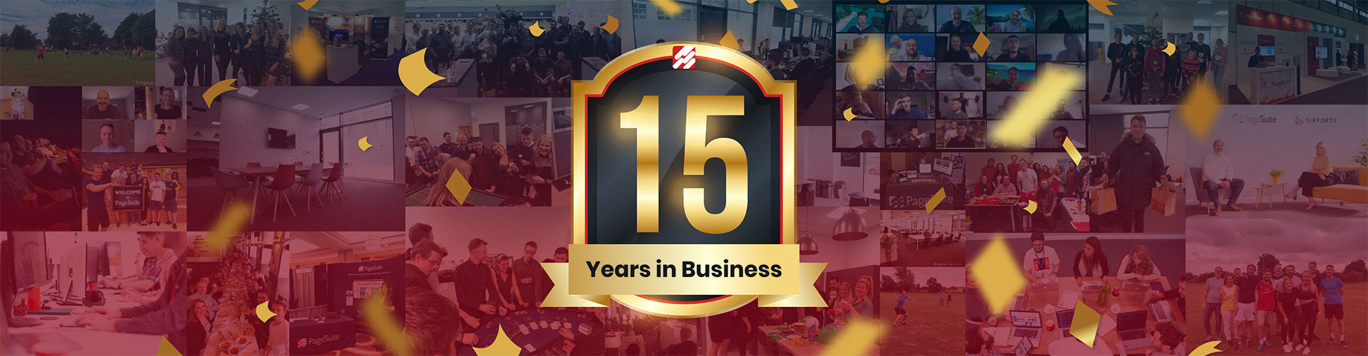 Image of Press Release: PageSuite Celebrates 15 Years in Business
