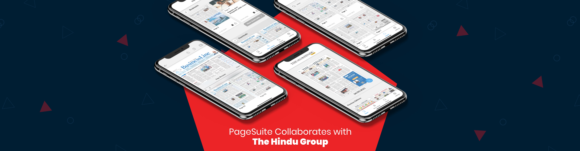 Image of PRESS RELEASE: The Hindu Group Collaborates with PageSuite to Launch New ePaper Apps for Digital Subscribers