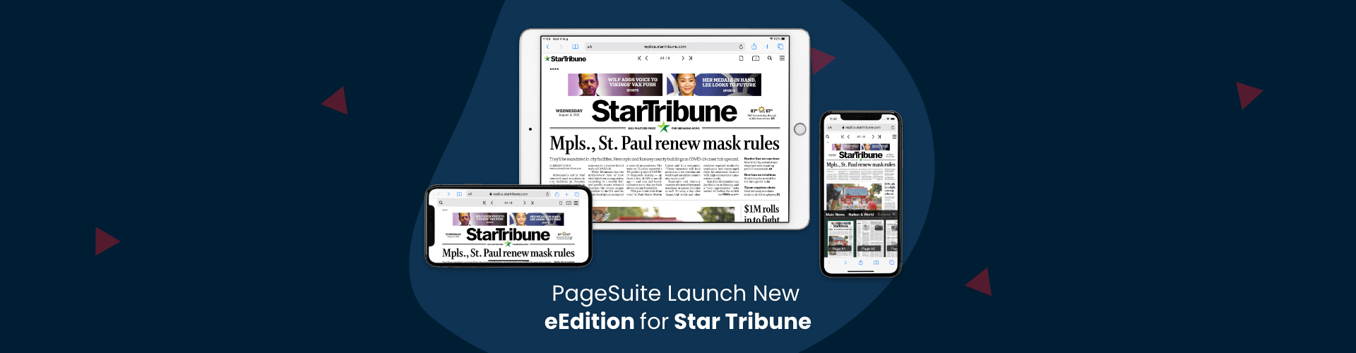 Image of PageSuite Launch New eEdition for Star Tribune